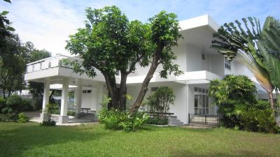 Large 4 Bedroom Single House With Private Swimming Pool For Rent In Sukhumvit